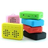 Haut-parleur sans fil portatif coloré de Bluetooth de nouveaux produits mini