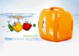 Одной двери портативный мини холодильник / холодильник / морозильной камеры (IB-03)