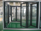 Portello di piegatura di alluminio della rottura termica di alta qualità Kz070