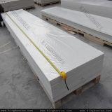 Strato di superficie solido acrilico bianco del ghiacciaio all'ingrosso di Corian