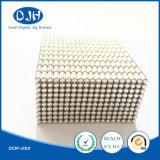 Permanentes gesintertes Zylinder-magnetisches Material für Moto (DCM-034)