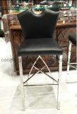 Cadeira elevada de madeira de Barstool da mobília do clube do restaurante do hotel de luxo