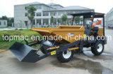Sistema de Auto Carregamento com Basculante 3 Toneladas para Obras Preço Baixo China