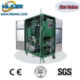 使用された変圧器オイルの再生機械