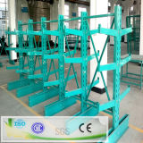 Storage를 위한 가벼운 Duty Warehouse Cantilever Racking System