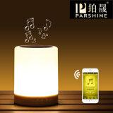 Altoparlante portatile di illuminazione di Bluetooth di tocco dell'altoparlante