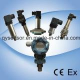 Flüssiges Gas-Differenzdruck-Übermittler-statischer Differenzdruck-Fühler