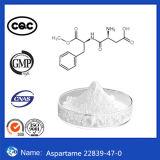 CAS 22839-47-0 Пищевые Добавки Белый Порошок 99,0 % Высокая Чистота Низкая Цена Аспартам