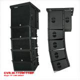 China activo matriz de altavoces Line Birchwood Línea Speaker Array Gabinete