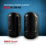 Multi-Beam贅沢な赤外線ガードレールの探知器の屋外の赤外線ビーム