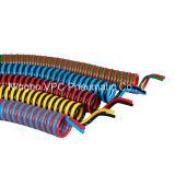 Boyau de ressort de tuyauterie de bobine de polyuréthane