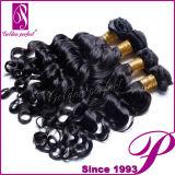 中国の卸し業者のブラジル人100のバージンのRemyの毛の拡張