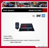 Reeks van de Sirene van het Alarm van het voertuig de Elektronische (V.S.-CJB01)