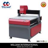 Muestra que hace la máquina de grabado del CNC del grabador del CNC (VCT-1325S)