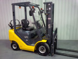 Container Mast와 Side Shift (FGL18T)를 가진 유엔 LPG Forklift