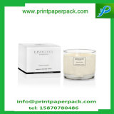 Elegant de encargo Printed Paper Candle Box para Packaging