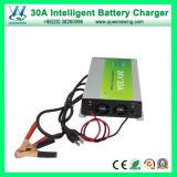 cargador de batería solar de plomo elegante de 30A 12V (QW-B30A)