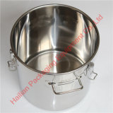 Food Grade Sealing Ring를 가진 튼튼한 Stainless Steel Soup Bucket