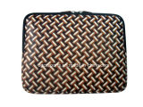Популярный мешок компьтер-книжки PU кожаный для надувательства