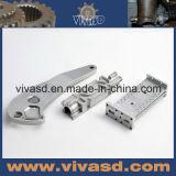 Il CNC lavorato parte le parti differenti dell'alluminio di disegno