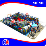 Pirate Ship Shapeの子供Indoor Playground