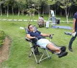 Im Freien Sport- kampierende Strand-leichte faltende Fischen-Stuhl-Möbel (mit seitlicher Tasche)