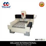 機械CNCの機械装置を切り分ける石造りの彫版機械CNC