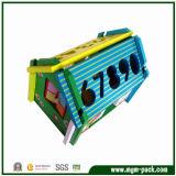 Giocattolo di legno della costruzione dei capretti educativi di modo di prezzi di fabbrica