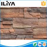 Pietra di Atificial della pietra del rivestimento della parete del materiale da costruzione (YLD-60073)