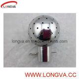 衛生ステンレス鋼のクリーニングの球