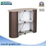 Exhibición de aluminio plegable de la exposición