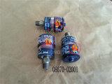 小松の掘削機の予備品、エンジン部分の表示器の塵(08670-02001)
