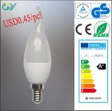 Cl37 3W 6000k E27 E14 Glühlampe der 2 Jahr-Garantie-LED