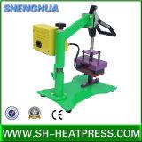 Máquina del traspaso térmico del casquillo, máquina de la prensa del calor del sombrero