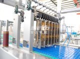 Machine à emballer automatique de rétrécissement de film de vente chaude