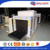 El sistema de detección más popular de la radiografía del explorador AT10080 del bagaje del rayo de X del uso del aeropuerto