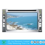 Reproductor de DVD video del coche del reproductor de DVD del coche del navegador del GPS