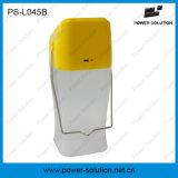 Lumière solaire portative de lampe portative de DEL pour l'usage à la maison