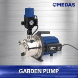 Pompe automatique électrique de jardin faite de boîtier d'acier inoxydable avec du ce