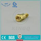 Boquilla consumible de la antorcha del MIG, extremidad, sostenedor de la extremidad, gas Diffusor para el soplete del estilo 24kd de Binzel