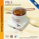 Equipo de la belleza de la terapia del baño de la cera de parafina Pb-3