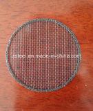 304 de Schijf van de Filter van het Netwerk van de Draad van het roestvrij staal voor de V.S.