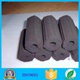 De Briketten van de Houtskool van het bamboe voor BBQ