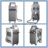 Máquina del laser del diodo usada en salón y hospital