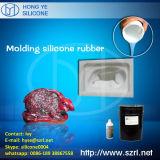 RTV-2 Silicone Rubber para el jardín Products Mould Making de Resin