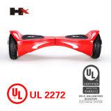 UL2272 지능적인 전기 각자 LED 가벼운 편류를 가진 균형을 잡는 스쿠터 2 바퀴