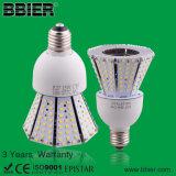Bianco caldo lampadina del giardino della parte superiore LED del paletto da 15 watt