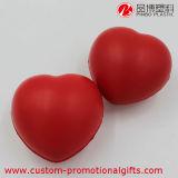 مصغّرة أحمر قلب [بولورثن فوأم] ليّنة إجهاد كرة