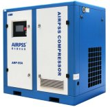 fabricante do compressor de ar do parafuso de 55kw 335cfm 0.8MPa