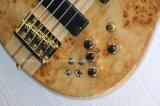 Нот Hanhai/электрическая басовая гитара с Ше-Через-Телом